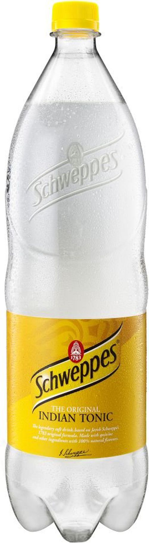Schweppes Tonic 6×1,5l PET