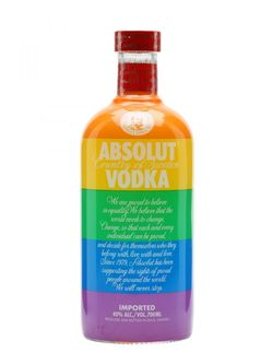 Absolut Colors 0,7l 40% L.E.