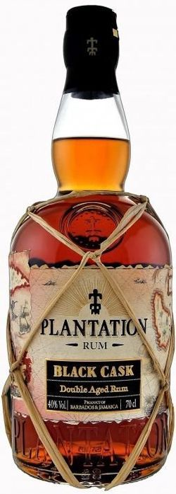 Plantation Black Cask B&J 19 5y 0,7l 40% L.E.