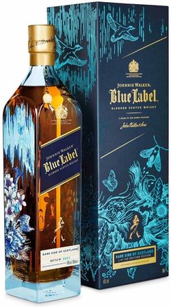 Johnnie Walker Blue Label Rare Side of Scotland 0,7l 40% L.E.
